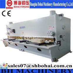 Plaque de la guillotine de cisaillement hydraulique de la machine de découpe de métal QC11y 6*4000mm machine