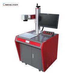 30W Raycus Stahlbefestigungsteil-Firmenzeichen-Faser-Laser-Markierungs-Maschinerie