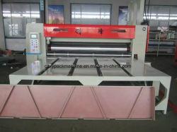 Alimentador de Corrente semiautomático Flexo Slotter Impressora para máquina de Papelão Ondulado