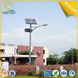 Illuminazione esterna solare professionale di disegno 6m 30W LED