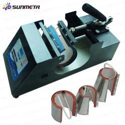 Neue 4 in 1 Becher-Maschinen-Wärmeübertragung-kleiner Drucken-Presse für Verkauf