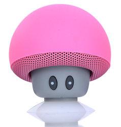 Mini Mobile Support pour téléphone sans fil Bluetooth de champignons mignon adorable Le président