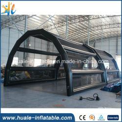 Jogo Desportivo quente compartimento inflável para formação de beisebol com Net