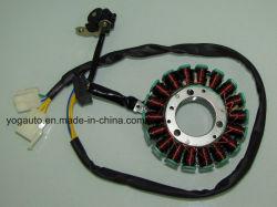 Yog MOTO MOTOCICLETA de piezas de la bobina Magneto para Gn125h