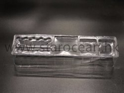 فراغ [فورم تري] بلاستيكيّة يعبّئ صينيّة ملحقة صينيّة