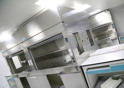 Laboratório de Monchi Aço Inoxidável Exaustor