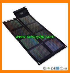 30W draagbaar Zonnepaneel voor Laptop Lader