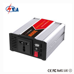 12V 220V 300W инвертор для панели солнечных батарей