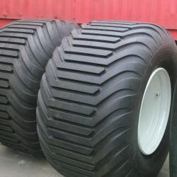 Bacs de grain Mobile des pneus agricoles Assemblée pneus agricoles et des pneus de flottation de roue