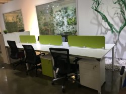 Хорошее соотношение цена белого цвета ЭБУ персонала офисной рабочей станции администратора-PS-40tt-P6