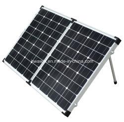 طقم اللوحة الشمسية القابلة للطي بقدرة 60 واط لمجموعة اللوحات الشمسية