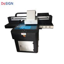Prueba de Scratch LED UV A1 6090 Impresora plana caso teléfono libre con calibre