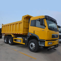 최고 가격 FAW 뉴 J5p 340HP 6X4 덤프 티퍼 트럭