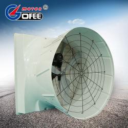 """Le PRF 51"""" monté sur un mur de la ventilation industrielle ventilateur de refroidissement"""