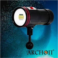 Nouveau modèle d'Archonte W42VR 5200 Lumens U2 torche LED rechargeable