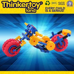 El bloque de construcción educativa Alquiler de juguete para niños de 3+