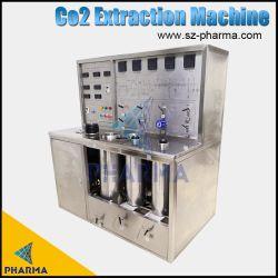 10L de Machine/de Installatie van de Extractie van de Distillatie van Co2 van de Essentiële Olie van de hennep