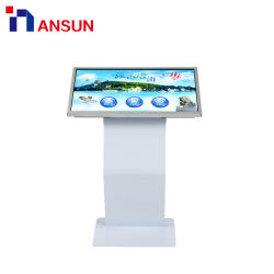 На заводе 42-дюймовый Android 4G напольные интерактивный сенсорный экран для киосков