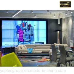 Yashi Prix concurrentiel mur vidéo de 55 pouces LCD TV Interactive de l'unité affiche matrice populaire