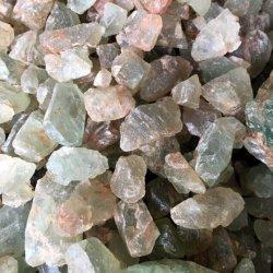 緑色の自然な螢石の荒い石の/Fluorsparの固まりの螢石。 85%