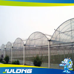 Custom galvanizados a quente de Estrutura de aço da estrutura de estufa PV