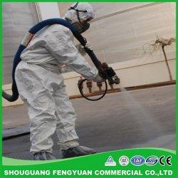 Опрыскивание Polyurea антикоррозионное покрытие для бетона из эластомера и стали