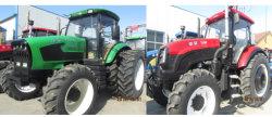 La norma ISO CE Aprobación EPA populares Yto motor 150cv 4WD Tractor agrícola en las cuatro ruedas