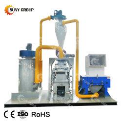 Séparateur de fil de cuivre isolé sur le fil machine de recyclage de PVC