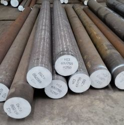 H13/1.2344/SKD61 열간압연 합금 특별한 강철 둥근 바는 를 위한 강철을 정지한다