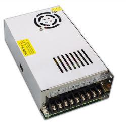 Het enige Geval van het Metaal van de Levering van de Macht van kabeltelevisie van de Output 12V 33A 400W
