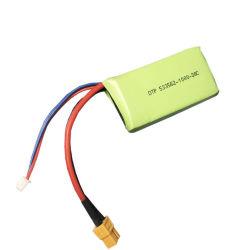 Commerce de gros 3,7 V533562 DTP 1000mAh batterie rechargeable Li-Po 30c pour RC