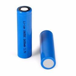 18650電池のバルクリチウムイオン電池28A 2800mAh 3.7Vの充電電池