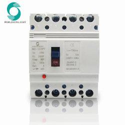 Ce1-125XM PV 100A 4P 1000V DC disjoncteur boîtier moulé MCCB