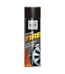 Давление в шинах Brightener пены, автомобильный салон ухода и гигиены, давление в шинах воском польский поверхностей.