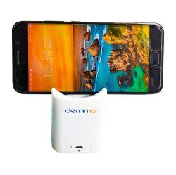 工場卸し売り小型携帯用屋外の携帯電話ブラケットのBluetoothの小さく健全なデスクトップのクリスマスのためのスピーカーによってカスタマイズされるロゴの最もよいギフト