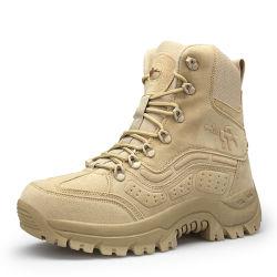 Produkte Einweg-Wildleder Mens Desert Billige Militärische Taktische Stiefel