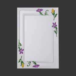 45×60 سم 3 مم 3.5 مم مم مم 4 مم، حمّام فني ديكور من الألومنيوم بدون إطار المرآة