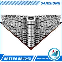 Момент сопротивления качению провод Er5356 Er4043 алюминиевая сварочная проволока для сварки