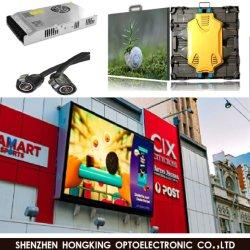 Pleine couleur Super haute luminosité P5 P6 panneau LED de plein air/mur vidéo LED