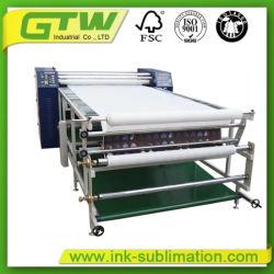Tambour d'huile de machine de transfert de chaleur 420*1900mm pour l'impression textile du vêtement