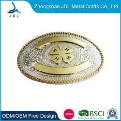 Mode personnalisé de haute qualité Le moulage du métal forme ovale Argent antique la boucle de ceinture Logo personnalisé pédoncules de ceinture en métal 3D pour les hommes (53)