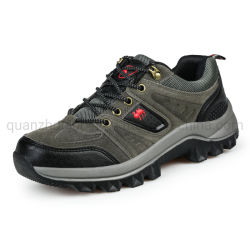 Nylon OEM Leatherwear Wear-Resisting faible Chaussures personnalisables