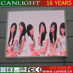 Outdoor pleine couleur P8 l'installation fixe Afficheur à LED pour panneau de l'écran de la publicité