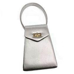 Einfache und neue Entwurfs-Frauen-Abend-Beutel-Form-Silber-Handtasche
