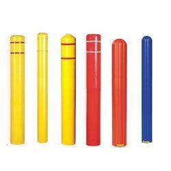 Dekorative Plastikschiffspoller-Deckel, Antikollisionsverkehrflexibler Delineator-warnender Pfosten-Deckel
