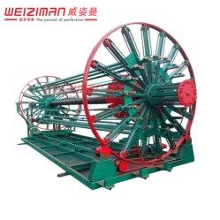 Saldatrice della gabbia del collegare di Automantic per i tubi del cemento del calcestruzzo prefabbricato