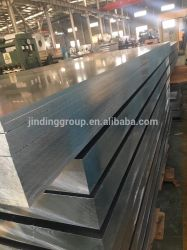 Alliage de feuilles en aluminium 5052 5083 H321 pour Marine Grade
