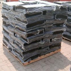 Reciclado de neumáticos de goma Goma para recuperar la producción de hoja/EPDM NBR butil Caucho regenerado