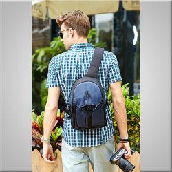 Etui pour appareil photo de mode unisexe, peut prendre comme sac à bandoulière Sac d'élingue et pratique à transporter pour Nikon, Canon, Drsl, appareil photo numérique le sac et sac d'UAV