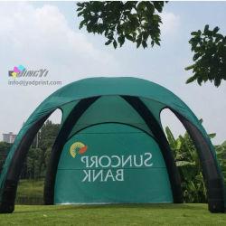 Adverterend Tent van de de spinkoepel van de Bevordering van de Gebeurtenis de Grotere Opblaasbaar voor activiteit